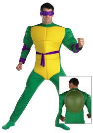 Halloween Ninja Turtle Costume Mens Donatello Ninja Turtle Costume