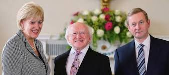 President Michael D Higgins Irish Independent