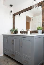 Modern Farmhouse Interior by Best 25 Farmhouse Bathroom Mirrors Ideas On Pinterest Farmhouse