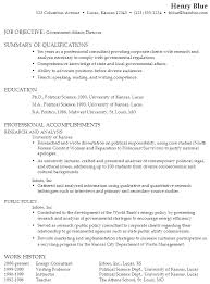 Student Resumes For First Job by Examples Of Resumes Example Job Resume Examples Of Good Resumes