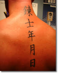 Japanese Tattoos Symbols