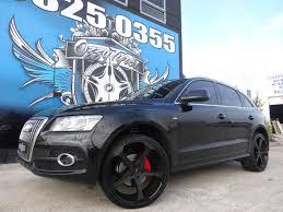 Audi Q5 Black - audi q5 wheels