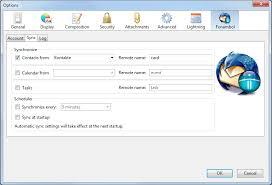 Funambol Connector for Thunderbird 14 » Jonas Maurus\u0026#39; maurus. - funambol-new-prefpane