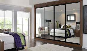 Home Decor Sliding Wardrobe Doors Mirror Sliding Closet Doors Inspired Condo Bedroom Pinterest