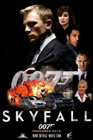 James Bond 23: Red Sky at Night (007 Skyfall)(2012)