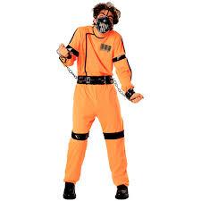 Hannibal Halloween Costume Straight Jacket Restrain