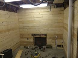 Cheap Hunting Cabin Ideas 107 Rustic Cabin Man Cave I Built In My Basement Album On Imgur