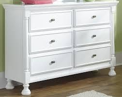 Ashley White Bedroom Furniture Furniture Ashley Furniture Dresser Childs Dresser Glass Dressers