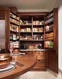 kitchen pantry storage cabinet home interior design living room