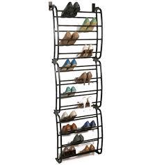 over the door shoe rack bronze in over the door shoe racks