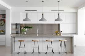 kitchen impressive grey and white kitchens that get their mix