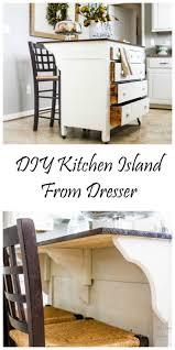 best 25 dresser kitchen island ideas on pinterest diy old