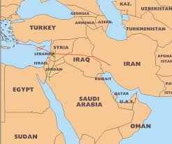 Iraq Syria Map by Why Syria An Examination Of The Iran Iraq Syria Pipeline Page 1