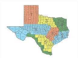 Texas Map Austin by Texas Animal Health Commission