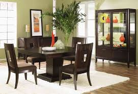 Wood Dining Room Captivating 20 Dark Wood Home Decoration Decorating Inspiration