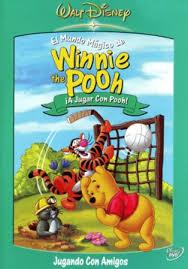 El Mundo Magico De Winnie The Pooh: A Jugar Con Pooh
