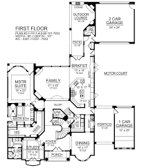 Housedesigners Azalea 9450 4 Bedrooms And 5 Baths The House Designers