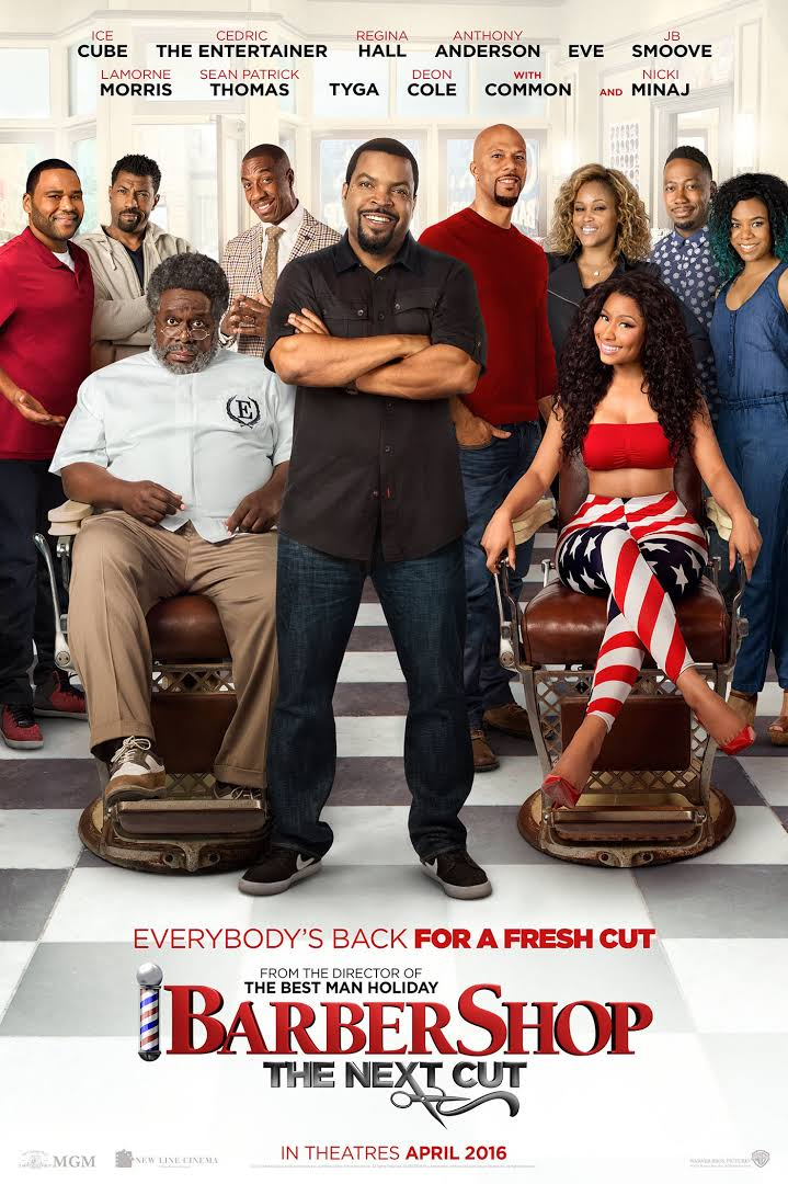 Image result for Barbershop: The Next Cut