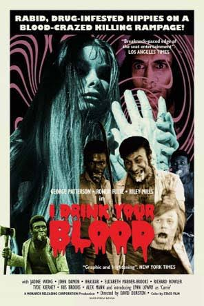 Image result for i drink your blood mpaa rating