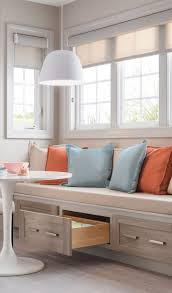 best small breakfast nooks ideas pinterest corner create breakfast nook with kitchen cabinetry perfect for small spaces providing additional