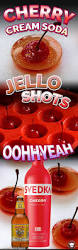 the 25 best cherry jello shots ideas on pinterest vodka jello