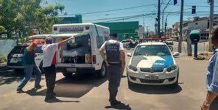 Policial civil reage a tentativa de assalto e é baleado em Guarapari ...