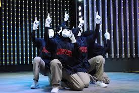 jabbawockeez halloween horror nights jabbawockeez perform for world of dance at citywalk muse