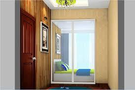 Sliding Door Wardrobe Designs For Bedroom Indian Making Use Of Sliding Door For Bedroom Home Interior Design Ideas