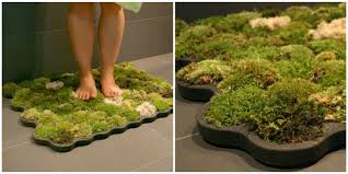 moss bath mat adds nature to your bathroom how to make diy moss moss bath mat adds nature to your bathroom how to make diy moss bath mat