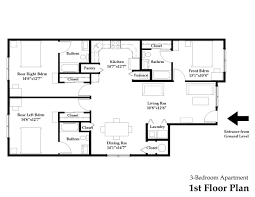alexander estates 3 bedroom townhouse first floor plans wyse posted