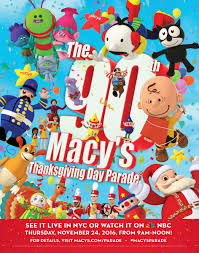 the date of thanksgiving 2014 the 90th annual macy u0027s thanksgiving day parade 2016 macy u0027s