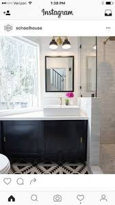 Black And White Small Bathroom Ideas Chicdeco Blog A Mid Century Modern Home In California