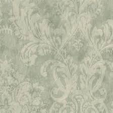 Cottage Garden Book by Thibaut Historic Homes Vol Vii Historic Damask Wallpaper