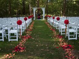 small backyard weddings creating unforgettable outdoor backyard