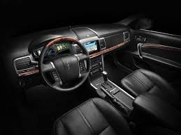 lexus hs interior 2011 lincoln mkz hybrid epa rated at 41mpg city and 36mpg highway