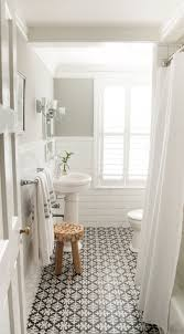 Bathroom Floor Design Ideas by 24 Ways To Use Patterned Tile In Neutral Spaces Shower Fixtures