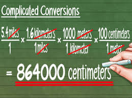 how to convert miles to kilometers 9 steps with pictures