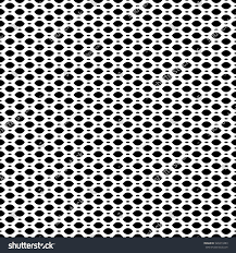 Texture Design Vector Seamless Pattern Simple Black White Stock Vector 526213483