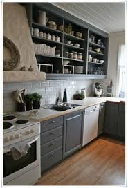 Kitchen Shelving In This Rustic Kitchen You Will See A Return To A More Simple Life