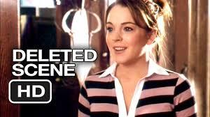 mean girls deleted scene do you like pulled pork 2004
