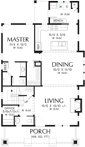 modified bungalow house plans house plan