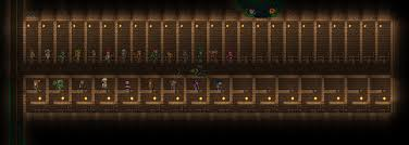 very efficient and very compact npc houses terraria