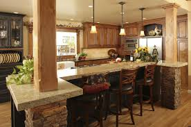 California Kitchen Design by Dining Room And Kitchen Design That Blends 6 House Design Ideas