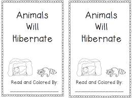 hibernating animals coloring pages hibernating bear color sheet