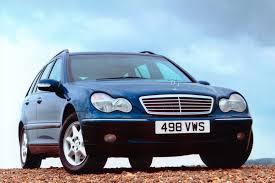 mercedes benz c class estate review 2000 2007 parkers
