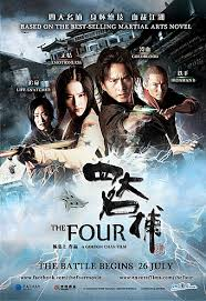 The Four (2012) [Vose]