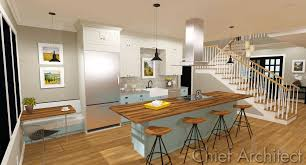 House Designs Kitchen by Chief Architect Home Design Software Samples Gallery