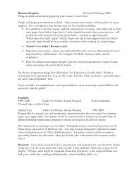 Resume Job Duties Examples Vet Tech Resumes And Veterinary Resume Objective Examples Also Vet