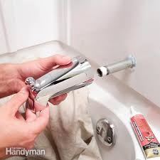 Bathroom Faucet Installation by Tub Spout Repair And Installation Installing Replacing Bathtub
