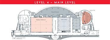 floorplans for meeting rooms u0026 conventions monona terrace